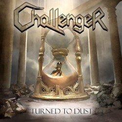 Challenger - Turned To Dust - CD EP