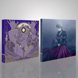 Chaostar - The Undivided Light + Anomima - CD Digipak + CD / DVD Digipak bundle