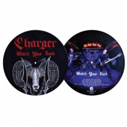 Charger - Watch Your Back - LP PICTURE