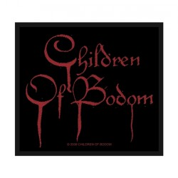 Children Of Bodom - Blood Logo - Patch