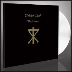 Christian Death - The Scriptures - LP Gatefold Coloured
