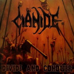 Cianide - Divide And Conquer - DOUBLE CD