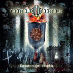Circle II Circle - Burden Of Truth LTD Edition - CD DIGIBOOK