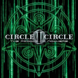 Circle II Circle - The Middle Of Nowhere LTD Edition - CD DIGIBOOK