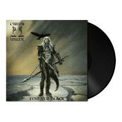 Cirith Ungol - Forever Black - LP Gatefold