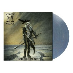 Cirith Ungol - Forever Black - LP Gatefold Coloured