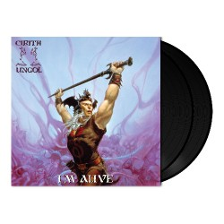 Cirith Ungol - I'm Alive - DOUBLE LP Gatefold