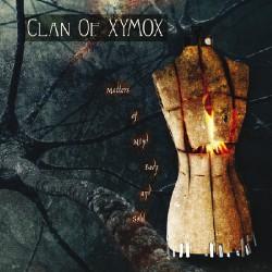 Clan Of Xymox - Matters of Mind, Body and Soul - CD DIGIPAK