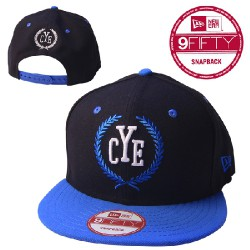 Close Your Eyes - Close Your Eyes (Black & Blue) - New Era Cap