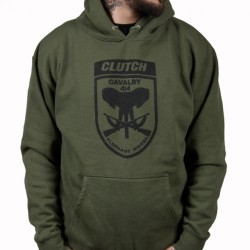 Clutch - Cavalry - Hooded Sweat Shirt (Homme)