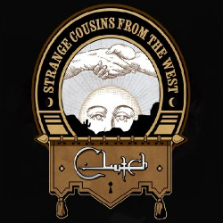Clutch - Strange Cousins From the West - CD DIGIPAK
