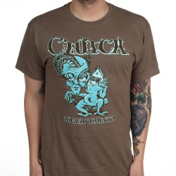 Clutch - The Tyrant - T-shirt (Homme)