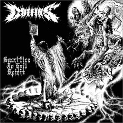 Coffins - Sacrifice To Evil Spirit - DOUBLE LP Gatefold