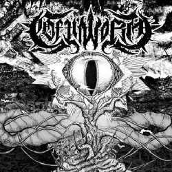 Coffinworm - When all became none - CD
