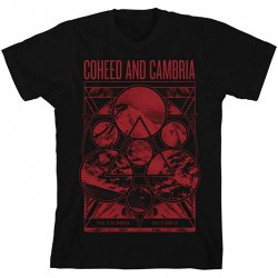 Coheed And Cambria - Mountain Peace - T-shirt (Homme)