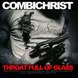 Combichrist - Throat Full of Glass - Maxi single Digipak