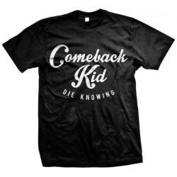Comeback Kid - Script - T-shirt (Homme)