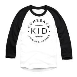 Comeback Kid - Stamp - Baseball Shirt 3/4 Sleeve (Men)