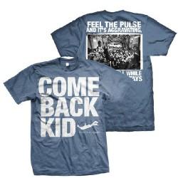 Comeback Kid - Symptoms + Cures - T-shirt (Men)