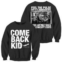 Comeback Kid - Symptoms + Cures - Sweat shirt (Men)