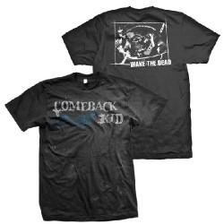 Comeback Kid - Wake the Dead - T-shirt (Men)