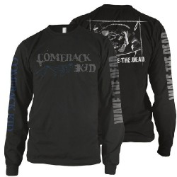 Comeback Kid - Wake the Dead - LONG SLEEVE (Men)
