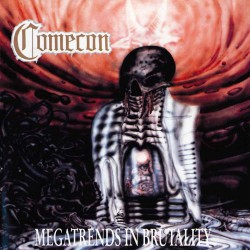 Comecon - Megatrends In Brutality - LP COLOURED