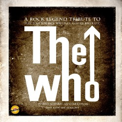 Various Artists - A Rock Legend Tribute to : The Who - CD