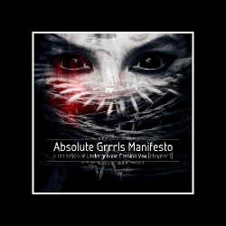 Various Artists - Absolute Grrrls Manifesto (Chapter 1) - 4CD BOX