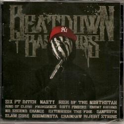 Various Artists - Beatdown Bastards - CD