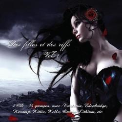 Various Artists - Des Filles et des Riffs Vol.2 - DOUBLE CD