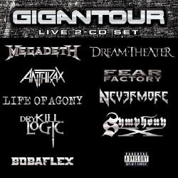 Various Artists - Gigantour - DOUBLE CD