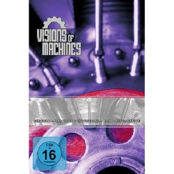 Various Artists - Visions of Machines - DVD