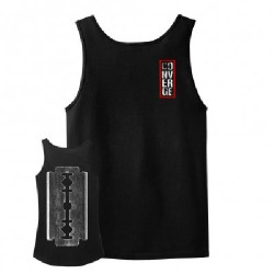 Converge - The Blade - T-shirt Tank Top (Homme)