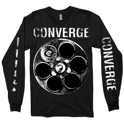 Converge - The Chamber Black - Long Sleeve (Homme)