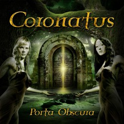Coronatus - Porta Obscura LTD Edition - CD DIGIPAK