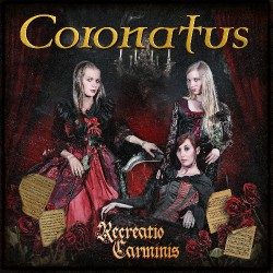 Coronatus - Recreatio Carminis Ltd Edition - CD DIGIPAK