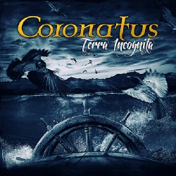Coronatus - Terra Incognita LTD Edition - CD DIGIPAK