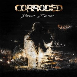 Corroded - Defcon Zero - DOUBLE LP GATEFOLD COLOURED