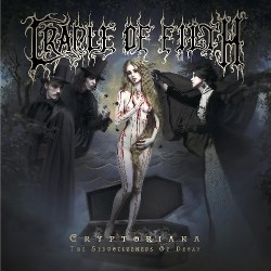 Cradle Of Filth - Cryptoriana - The Seductiveness Of Decay - CD