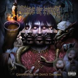 Cradle Of Filth - Godspeed On The Devil's Thunder - CD