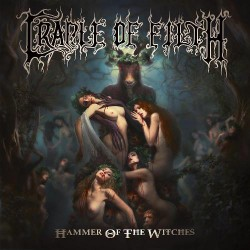Cradle Of Filth - Hammer Of The Witches - CD