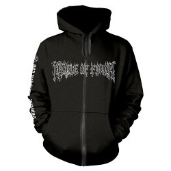Cradle Of Filth - The Principle Of Evil Made Flesh - Hooded Sweat Shirt Zip (Homme)