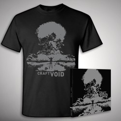 Craft - Void - CD DIGIPAK + T-shirt bundle (Homme)