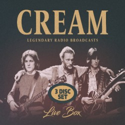 Cream - Live Box - 3CD DIGISLEEVE
