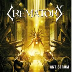 Crematory - Antiserum - CD