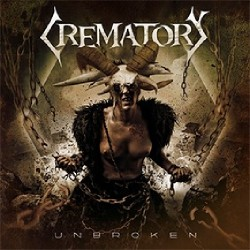 Crematory - Unbroken - DOUBLE LP Gatefold