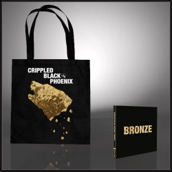 Crippled Black Phoenix - Bundle 7 - CD Digipak slipcase + tote bag