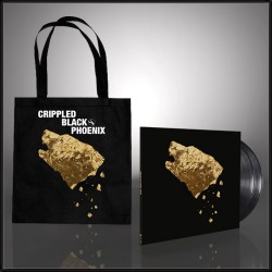 Crippled Black Phoenix - Bundle 8 - Double LP gatefold + tote bag