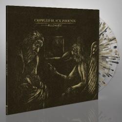 Crippled Black Phoenix - Ellengæst - DOUBLE LP GATEFOLD COLOURED + Digital